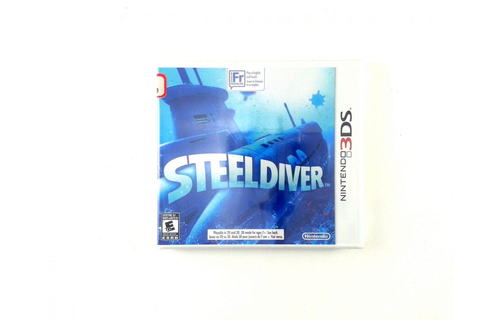 Steel Diver game for Nintendo 3DS (New) | The Game Guy