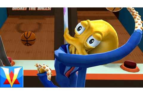ARCADE GAMES! | OCTODAD Gameplay - YouTube