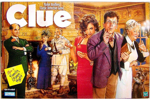 The Board Game 'Clue' Has Officially 'Killed Off' One Of ...