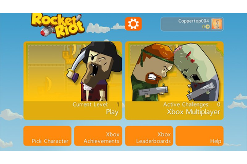Rocket Riot blasts its way back into the Windows Store ...
