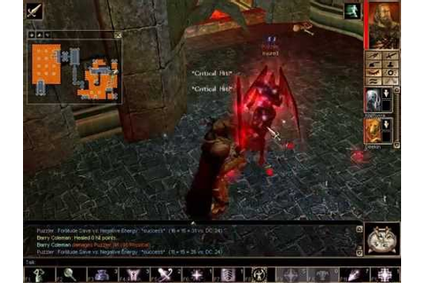 Let's Play Neverwinter Nights - Hordes of the Underdark 97 ...