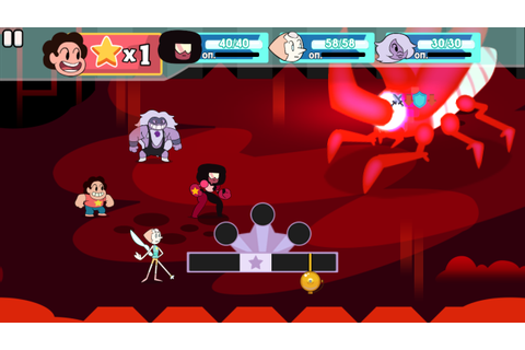 Steven Universe: Attack the Light! . Прохождение Steven ...