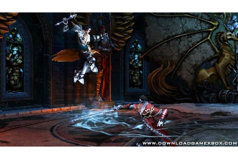 Castlevania Lords of Shadow Mirror of Fate HD [XBLA ...