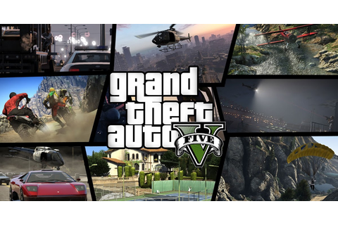Grand Theft Auto V Pc Game Free Download Highly Compressed ...