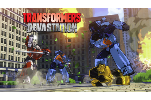 Transformers: Devastation Official Gameplay Trailer (2015 ...