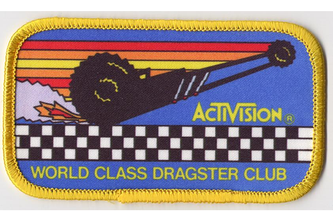 Atari 2600 VCS Dragster : scans, dump, download ...
