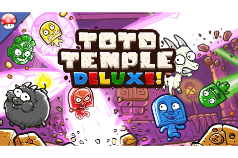 Toto Temple Deluxe Gameplay [PC Game] - YouTube