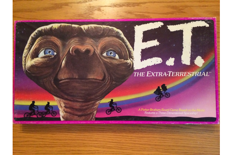 FLIP THE TABLE: Episode 54: E.T. the Extra-Terrestrial