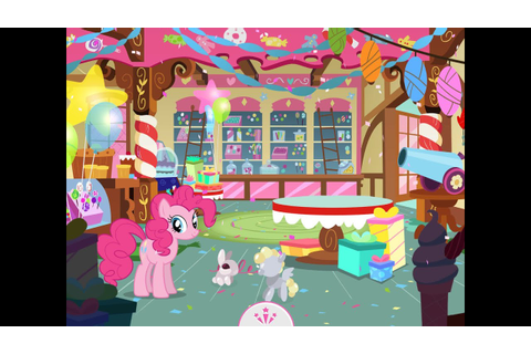 My Little Pony Pinkie Pie Party Day Friendship Celebration ...