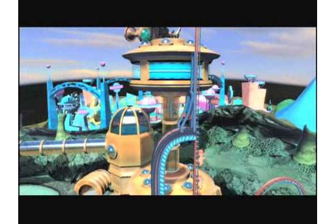 Thrillville : Le Parc en Folie - YouTube