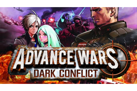 Advance Wars Dark Conflict 25 Minutes Gameplay - YouTube
