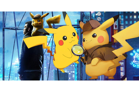 Detective Pikachu Can Break The Anime AND Video Game Movie ...