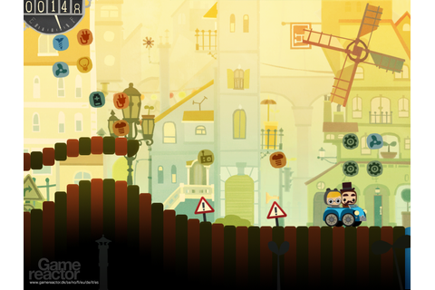 Bumpy Road Recension - Gamereactor