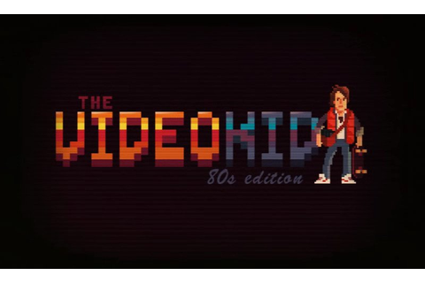 """THE VIDEOKID"" Is Like PaperBoy On A Skateboard ..."
