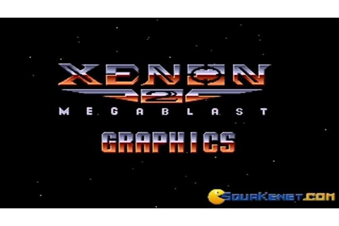 Xenon 2 Megablast gameplay (PC Game, 1989) - YouTube