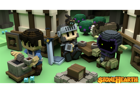 Stonehearth PC Game Free Download - VideoGamesNest
