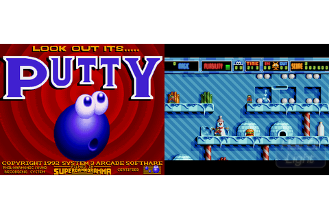 Putty : Hall Of Light – The database of Amiga games
