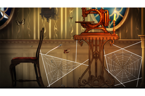 Puzzle title Spider: Rite of the Shrouded Moon crawls onto ...