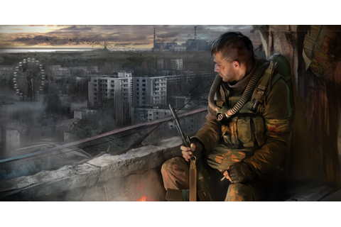 Game Review! S.T.A.L.K.E.R.: Call of Pripyat | The Great Roach
