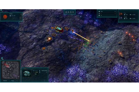 Ashes of the Singularity Escalation Free Download - Ocean Of Games