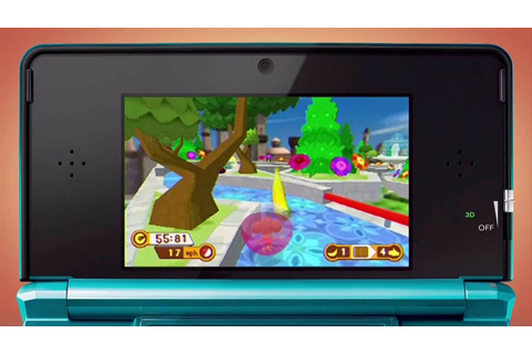 Super Monkey Ball 3D - 3DS - gamepressure.com