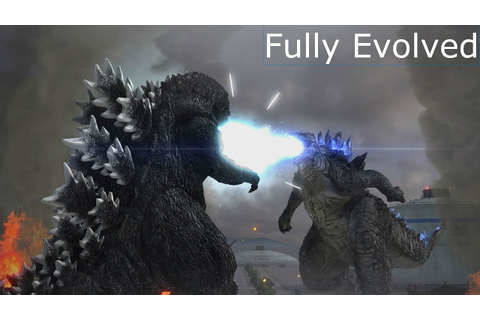 Godzilla PS4: Fully Evolved - YouTube