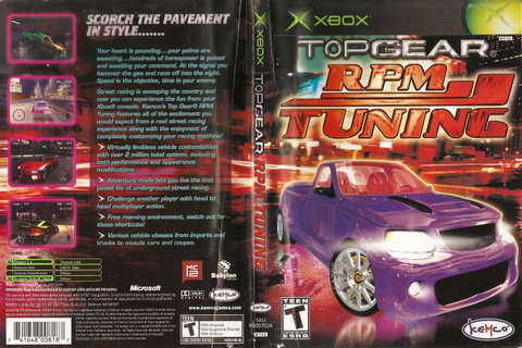 Top Gear Rpm Tuning Game Sample Download - guesttitle
