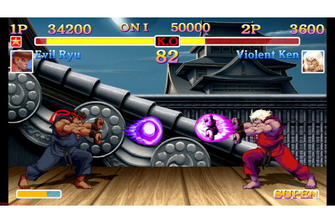 Ultra Street Fighter II: The Final Challengers Review ...