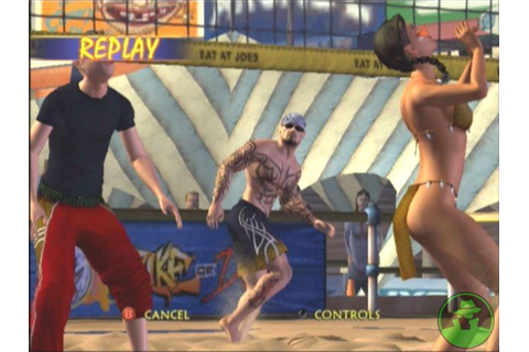 Outlaw Volleyball PS2 ISO Download