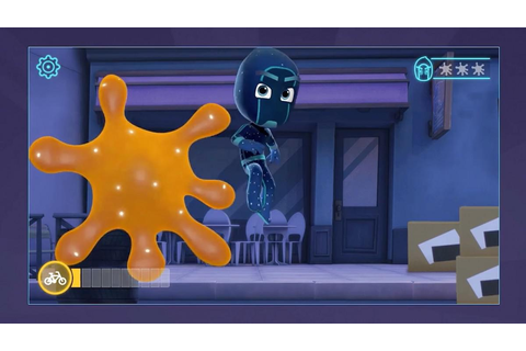 First Look At New 'PJ Masks' iOS Video Game