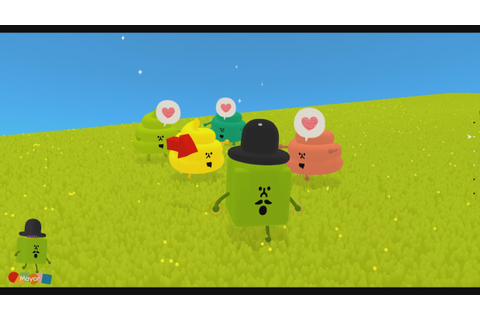 Wattam Brings Back the Bizarre and Charming Tone of ...
