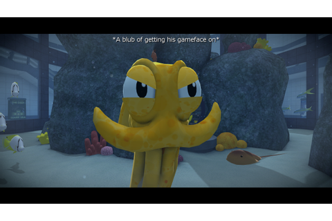 Indie Wonderland: Octodad: Dadliest Catch - Ninja Blues