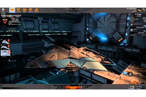 XenoKilla's Game Reviews! Star Conflict BETA By Gaijin ...