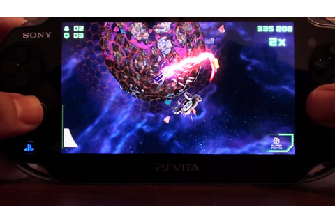PS Vita Games - Super Stardust Delta Review (PS Vita Games ...