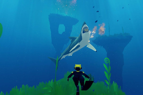 Abzu beginner's guide - Polygon