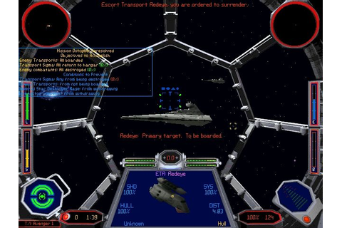 Evergrowing Backlog: Star Wars: X-Wing vs. TIE Fighter