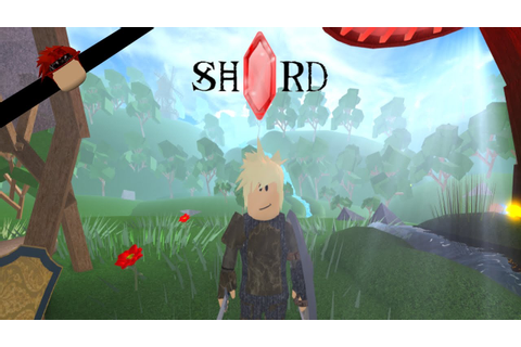 Exploring The Game! - Shard Online Alpha - Roblox Gameplay ...