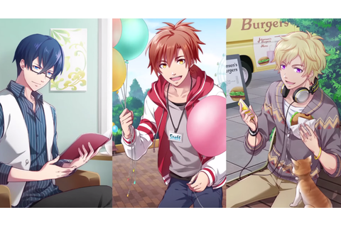An Idol Game Starring A Male Cast Exists! – That Anime Blogger