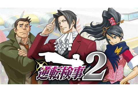 [Review] Gyakuten Kenji 2 (Ace Attorney Investigations 2 ...