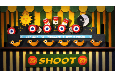 Pin by Moses Lestz on Arcades & Shooting Galleries ...
