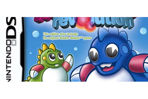Bubble Bobble Revolution - Video Game News, Videos, and ...