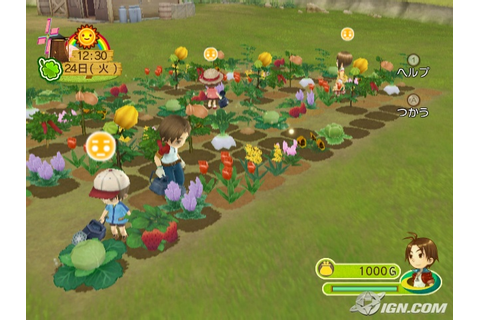 Games & Stuff: Why do we play Harvest Moon?