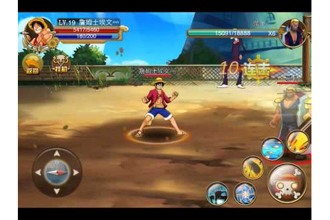 One Piece [IOS Game] - YouTube