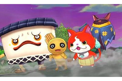 Yo-kai Watch Blasters Coming To Nintendo 3DS In North ...