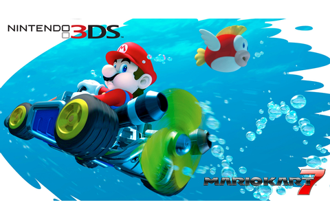 Everything, Reviewed.: Game Review : Mario Kart 7