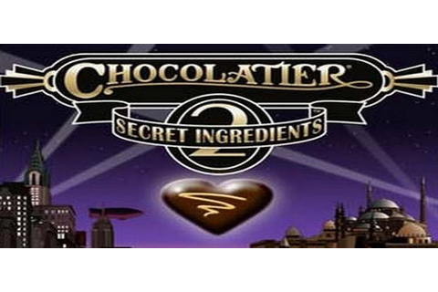 Chocolatier 2 Secret Ingredients Free Download PC Game