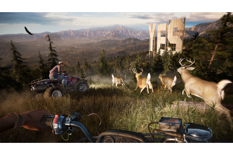 Far Cry 5 - New Screenshots, Trailer and Gameplay Videos