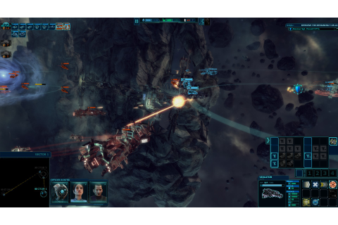 "Amazing New RTS Space Strategy Game ""Ancient Space"" is ..."