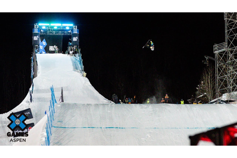 Takeru Otsuka wins Men's Snowboard Big Air gold | X Games ...
