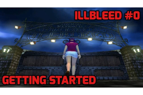 Illbleed - Game Intro - YouTube